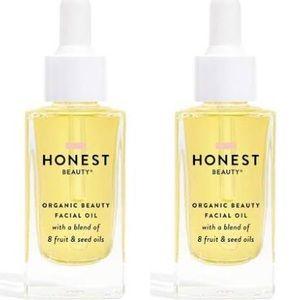 2 Honest beauty Facial Beauty Oil